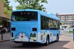 1号車ドラえもんナンバー2112 ミュージアム直行バス.jpg