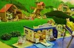 1シルバニアファミリー30周年ジオラマ イベントホール  岡山おもちゃ王国.jpg