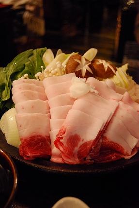 大家(うふやー)アグー豚のすき焼き.jpg