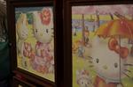 キティ絵画 レディキティハウス サンリオピューロランド.jpg