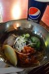 冷麺 韓国 どんぐり粉麺 ワールド麺ロード横浜カップヌードル.jpg