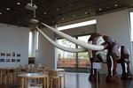 椿昇「時をかける象(ペリー)」 象の鼻カフェ.jpg