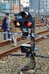 海老名車両基地 第一会場 小田急ファミリー鉄道展2015.jpg