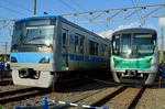 通勤車両4000系&東京メトロ16000系.jpg