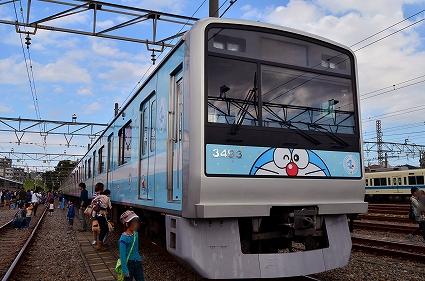 F-TRAIN ドラえもん 小田急ファミリー鉄道展.jpg